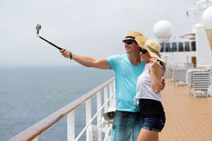 See the world on a cruise vacation